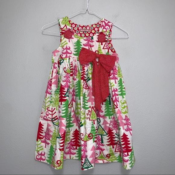 Jelly The Pug Christmas Tree Dress